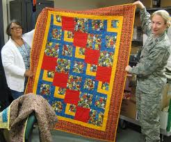 Quilts of Valor - Finished Quilt