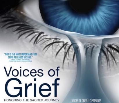 Voice of Grief Film Poster