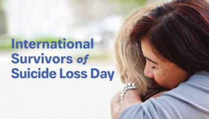 International Survivors of Suicide Day Photo