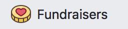 Fundraiser Icon
