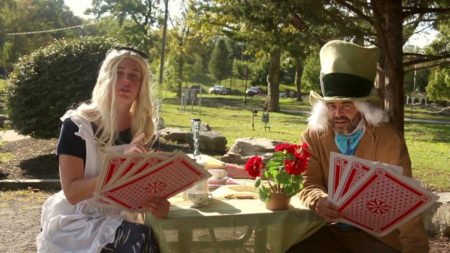 Celebrity Waiter: Katie Stover & Nick Kline