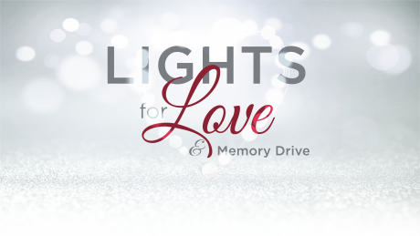 Lights for Love Memorial Drive