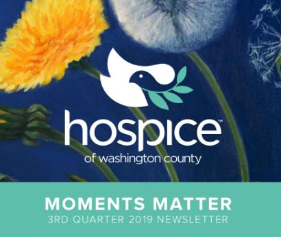 HWC's 3rd Quarter Newsletter